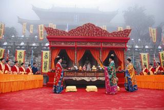 武当道教的形成与楚人的民族文化意识