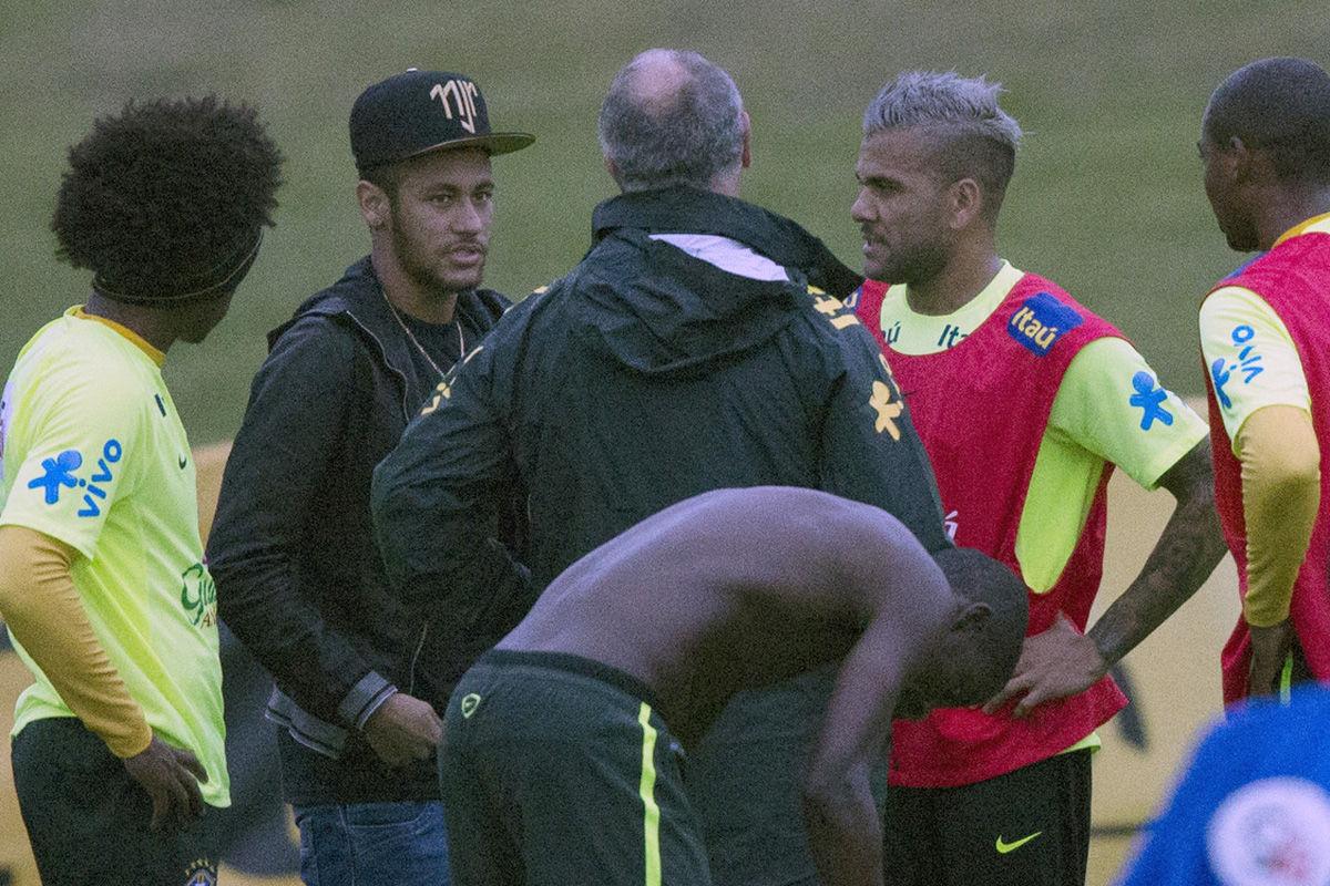 因伤提前告别世界杯的巴西核心巨星内马尔将重新回到巴西队,并将陪伴队友出征周六与荷兰的三四名决赛。
