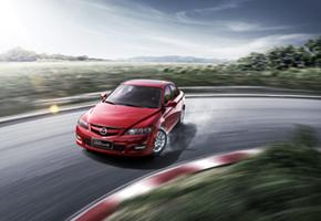 2013款Mazda6传承经典操控