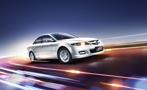 2013款Mazda6