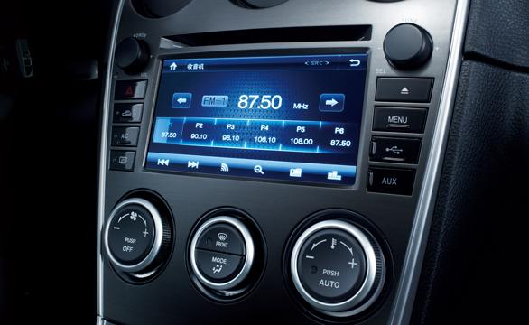 2013款Mazda6-多媒体