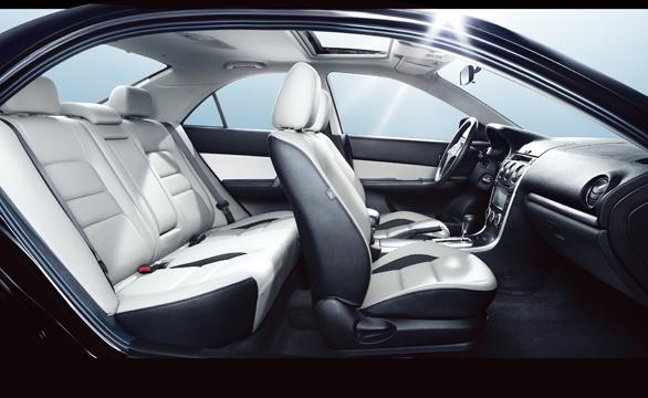 2013款Mazda6-马自达米内大