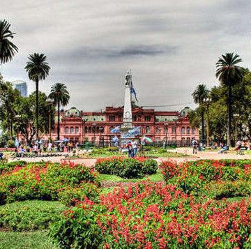 全球最著名的14座城市广场
