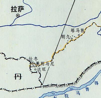 印度空军拟在中国藏南达旺地区建前沿着陆机场