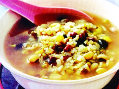 laba porridge customs have a family reunion began in the song dynasty congee ancestor worship (figure)