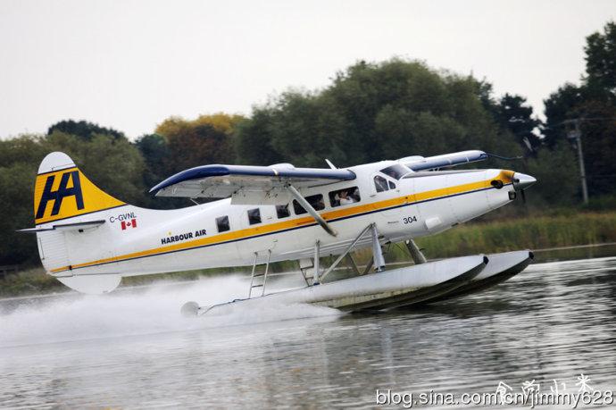 """【加拿大】打着""""水上飞机""""去温哥华吃大餐"""