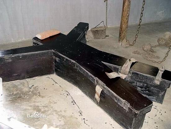 酷刑 至今 盘点 封建时代 一些 沿用/老虎凳...