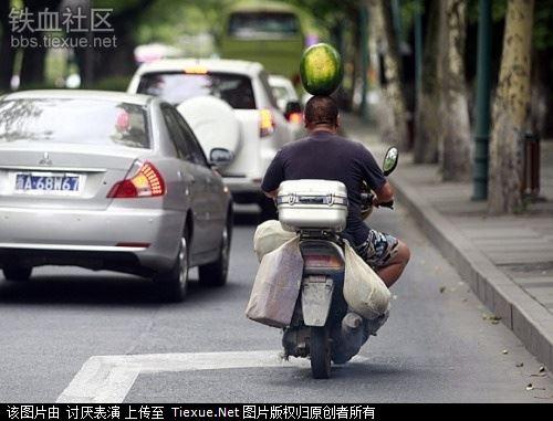 中国牛人! - 月落台阁 - 月落台阁