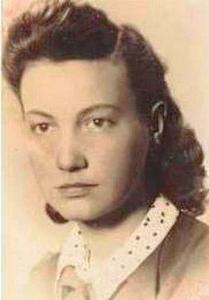维拉德卡·米德 1921.12.29-2012.11.21  生于波兰华沙