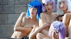《超模之路》意大利拍外景 模特全裸出镜