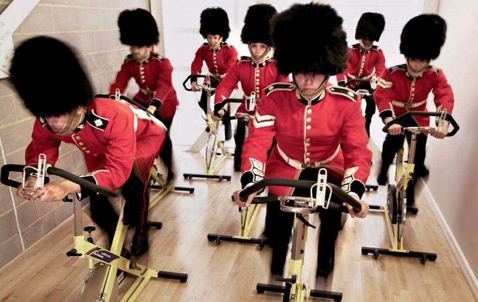 英国表情奥运拍搞笑宣传片迎卫队冤枉的动画皇家图片