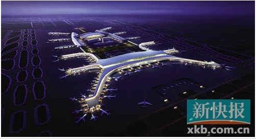 三市城轨将直达白云机场二号航站楼