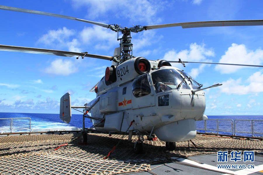 东海舰队054A隐身舰编队进入太平洋展开训练