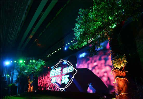 """""""南京,让世界倾听"""" 南京森林音乐会震撼发布图片"""