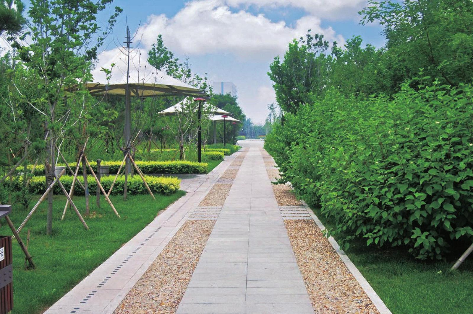 居住区景观元素设计欣赏