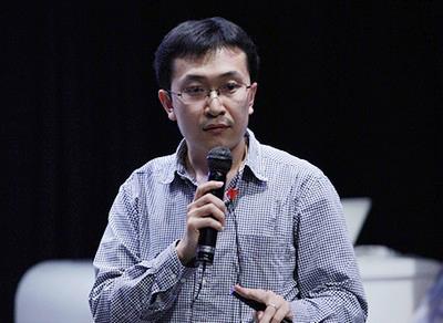 多贝网CEO陈广涛。