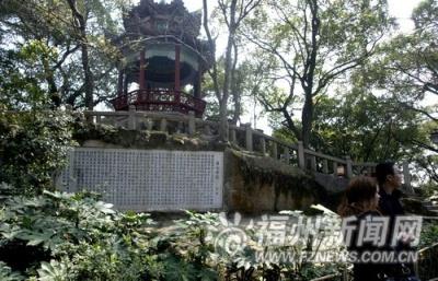 福州人文景观_