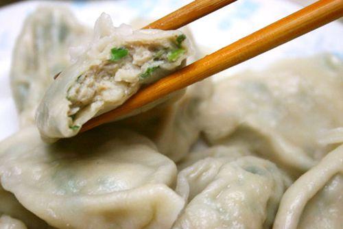韭菜鲅鱼馅饺子的做法大全图解