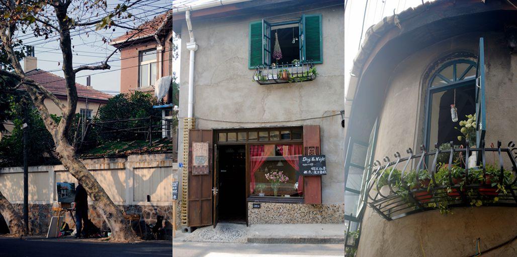街角的咖啡店