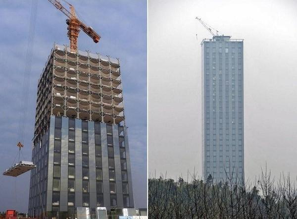 上海还会建摩天大楼吗