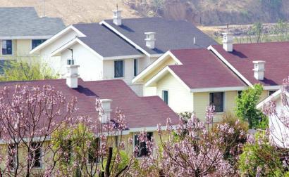经济型别墅蹿红麓山板块