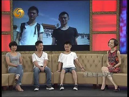 2013 08 29鲁豫有约 双胞胎兄弟 姐妹花开学记