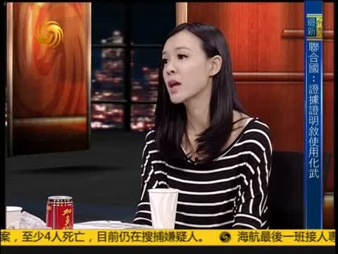 李艾:演艺圈明星家庭防不住狗仔挑事儿