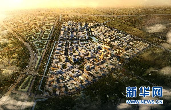朝阳区十大产业基地之电子城北扩区图片