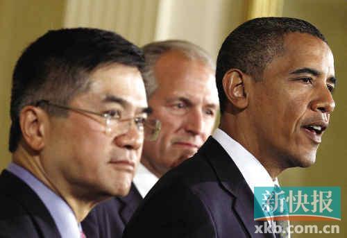 ■骆家辉想做奥巴马的接班人?
