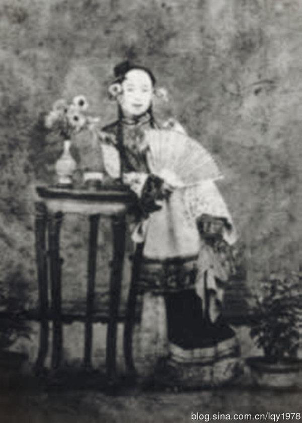 一代名妓赛金花是个了不起的女汉子(图 - 旭在东北 - 旭在东北原创音画博客(*^_^*)