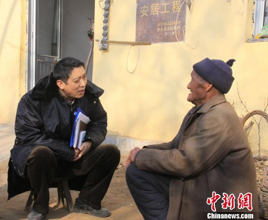 山东侨办牵线 侨商项目捐资帮扶济宁泗张镇老人