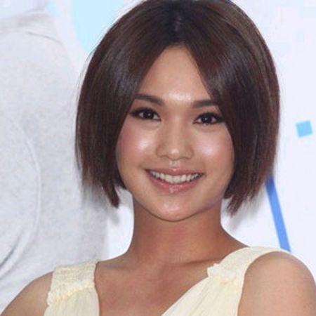 杨丞琳短发发型 示范清新人气魅力