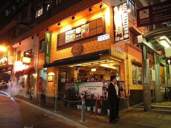 香港旅游必去的美食街区丹尼斯美食能购物卡v美食图片