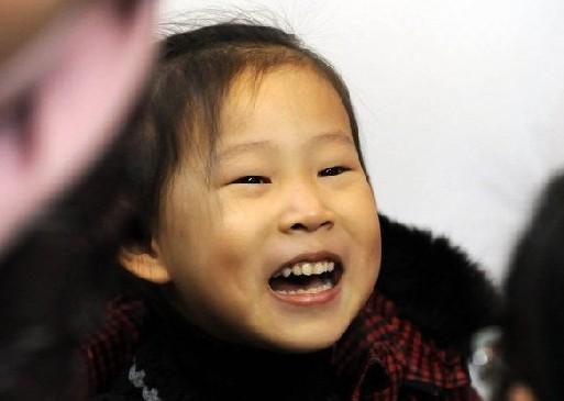 橙PK小沈阳的女儿 不是每个明星女儿都漂亮