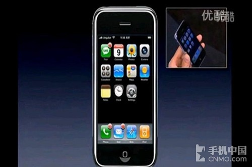 苹果iphone七岁了  乔布斯 演示视频回顾