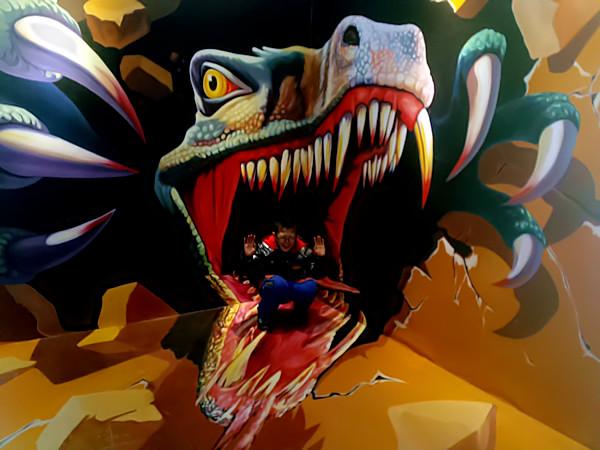 立体折纸大全步骤图解恐龙