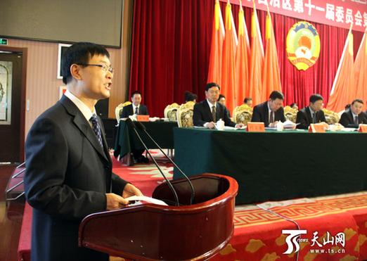 民革新疆区委会:争取设立 中国 中亚自由贸易区