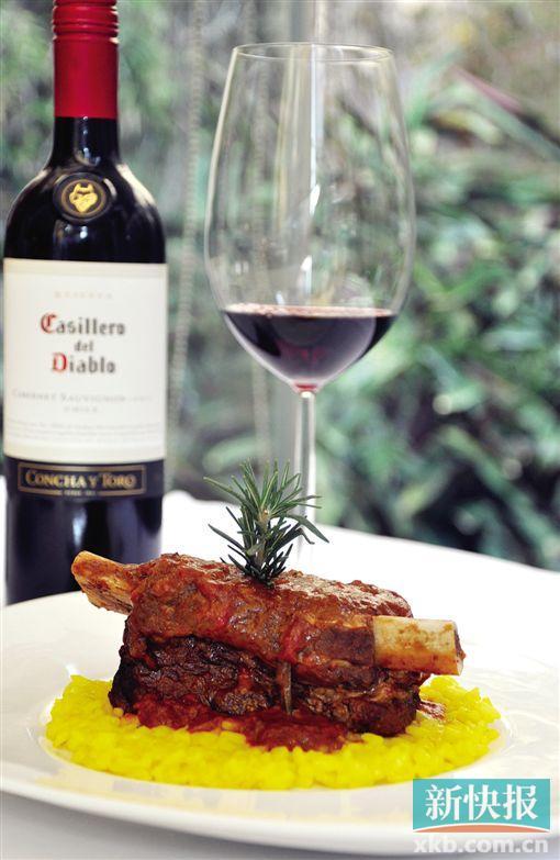 东莞喜来登大酒店意大利餐厅在常规菜单中精选一系列美食推出优惠