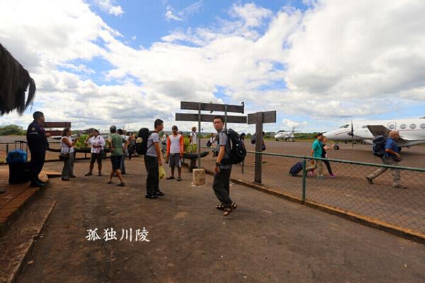 委内瑞拉奇葩的飞机场(图)--孤独川陵的博客--凤凰网