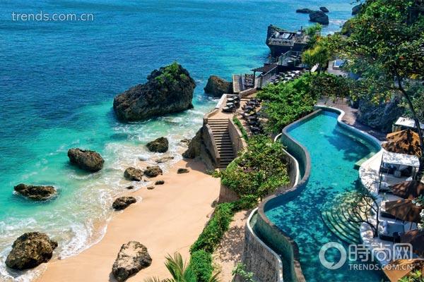 到巴厘岛尽享浪漫的spa蜜月之旅
