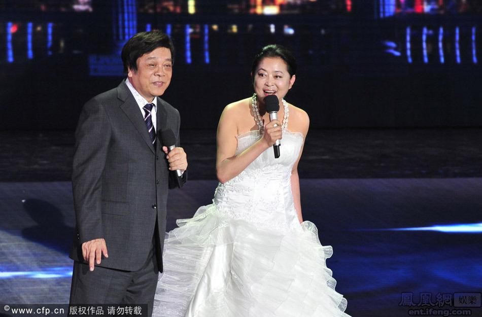 倪萍和赵忠祥丑闻图片__倪萍和赵忠祥的私生