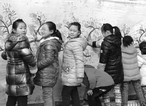 班级们手绘环保梦|书法|孩子_凤凰村小学资讯小江图片