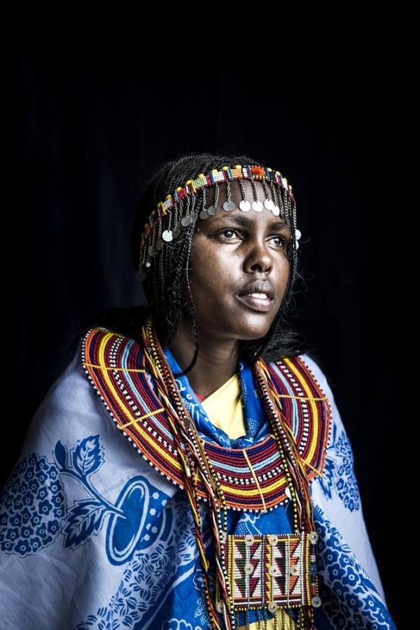 实拍拒绝割礼的非洲勇敢少女|割礼|女性 凤凰资