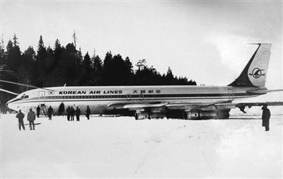 不过,1983年韩国另一架客机被苏联战斗机击落,造成机上269人死亡.