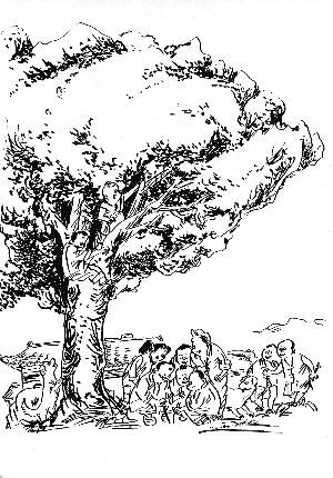 老榆树|姥爷|小伙伴_凤凰资讯