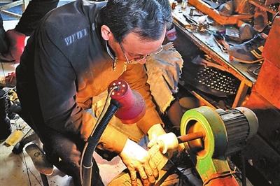 修鞋钩针使用图解