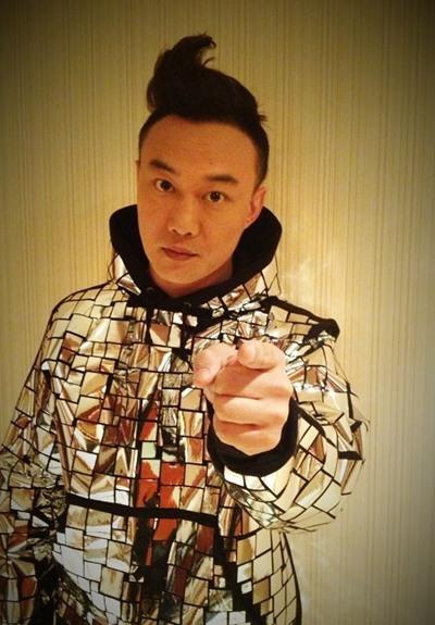 情歌王子陈奕迅 搞怪造型赢超高人气