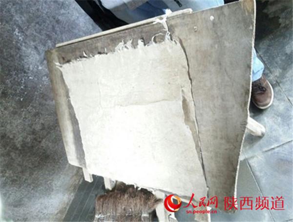 古代造纸材料有什么知道的朋友们告诉一下谢谢