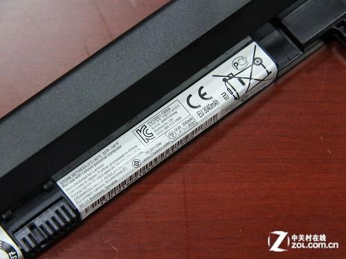 配置了14.4V/3040毫安锂电池