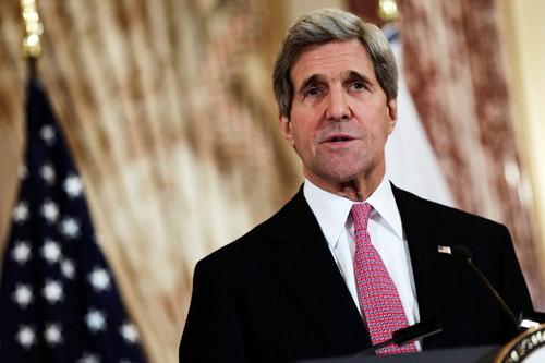 美国务卿克里否认称以色列为种族隔离国家|以